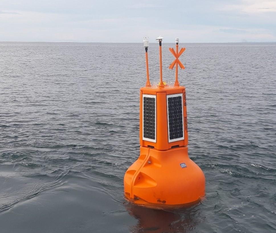bouée océanographique Alizé Malawi
