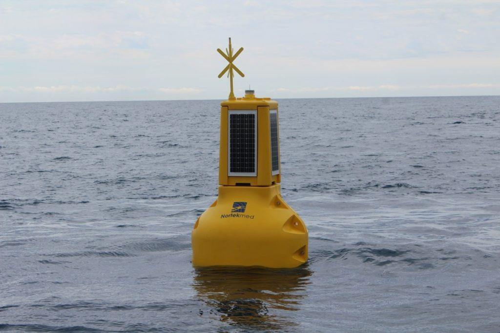 bouée océanographique Alizé Saint Martin